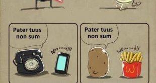 Pater tuus non sum