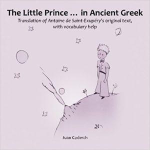 Le Petit Prince en grec ancien !