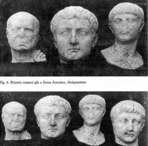Un buste de Drusus Minor de retour en Italie