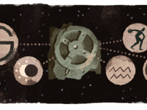 Sciences & Avenir / Le Doodle de Google rend hommage à un mécanisme antique