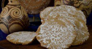 Les Discuits : des biscuits en forme de disque de Phaistos !