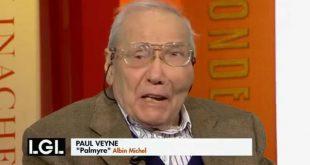 """France Info / Paul Veyne, auteur de """"Palmyre, l'irremplaçable trésor"""", lauréat du prix BnF"""