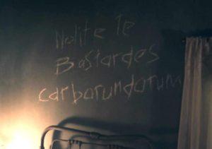 """Nolite Te Bastardes Carborundorum"" : du latin au cœur de ""The Handmaid's Tale"" ?"