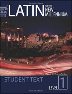 "Latin Course : ""Latin for New Millenium"""