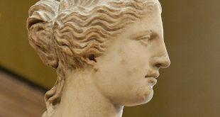 La visite du Louvre : Vénus de Milo
