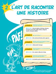 Astérix et Cléopâtre - Le Guide pédagogique