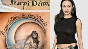 Du mauvais latin tatoué ad nauseam