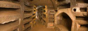 Des fresques vieilles de 1600 ans découvertes dans les catacombes de Rome
