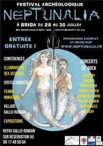 Festival Archéologique Neptunalia @ site gallo-romain du « Bois l'Abbé » à Eu | Eu | Normandie | France