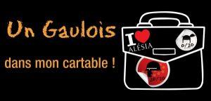 Un Gaulois dans mon cartable ! @ MuséoParc Alésia   Alise-Sainte-Reine   Bourgogne Franche-Comté   France