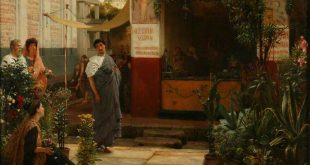 Exposition At home in Antiquity - Sir Lawrence Alma Tadema - Londres - Leighton House Museum