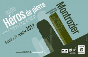 Héros de pierre @ l'Espace archéologique départemental de Montrozier | Montrozier | France