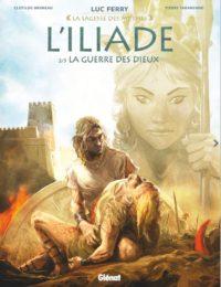 L'Iliade #2 - La guerre des dieux