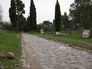 Sciences & Avenir / Une voie romaine détériorée pour faire passer la fibre