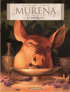 Murena #10 - Le banquet