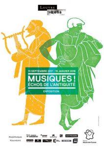 Musiques ! Échos de l'Antiquité (Louvre-Lens) @ Louvre-Lens