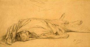 HDA - La mort de César, Jean-Léon Gérôme (1859-1867)