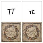 Jeux des lettres grecques (variante)