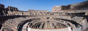 Le niveau supérieur du Colisée est désormais accessible !