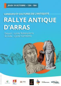 Cent cinquante latinistes  ont (re)découvert Arras