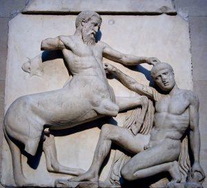 Le Figaro / «Trop vieux», les marbres du Parthénon vont rester au Royaume-Uni