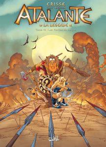 Atalante #10 - Les Hordes de Sargon