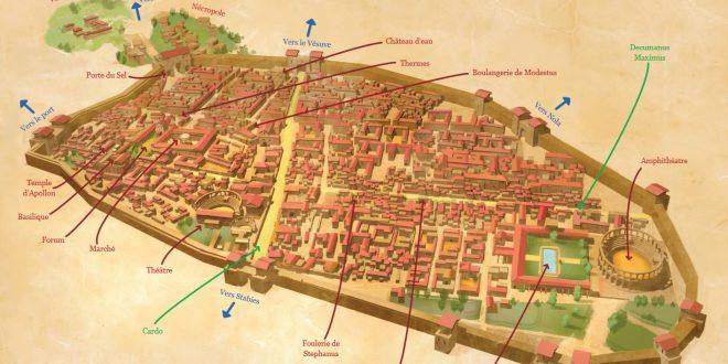 La date de la destruction de Pompéi à nouveau en débat