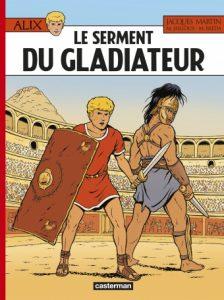 Alix #36 - Le Serment du gladiateur