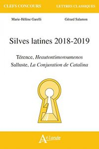 Silves latines et grecques 2018-2019