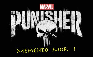 """The Punisher"" la série Memento Mori qui parle Antiquité"