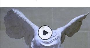 FUN MOOC / La sculpture grecque d'Alexandre à Cléopâtre