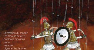 Claudie Obin raconte... La mythologie grecque - Coffret 10 CD