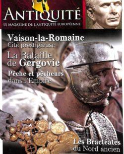 Antiquité #9 - Vaison-la-Romaine / Gergovie / la pêche / les Bractéates
