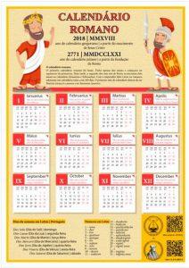 Un joli calendrier à télécharger pour 2018