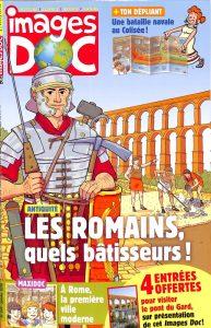 Images Doc #349 - Les Romains, quels bâtisseurs !