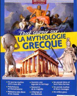 Mystères, mythes et légendes #4 - Tout savoir sur la mythologie grecque