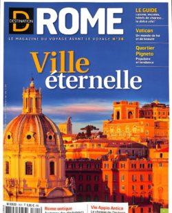 Destination #36 - Rome, ville éternelle