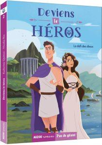 Deviens le héros #2 - Le défi des dieux