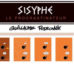 BD à lire en ligne : « Sisyphe le procrastinateur »