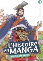L'histoire en manga #3 - L'Inde et la Chine antiques