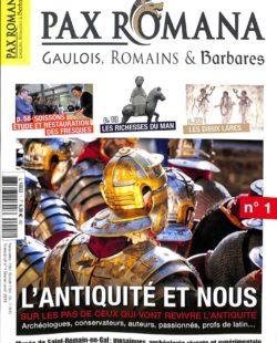 Pax Romana #1 - L'Antiquité et nous