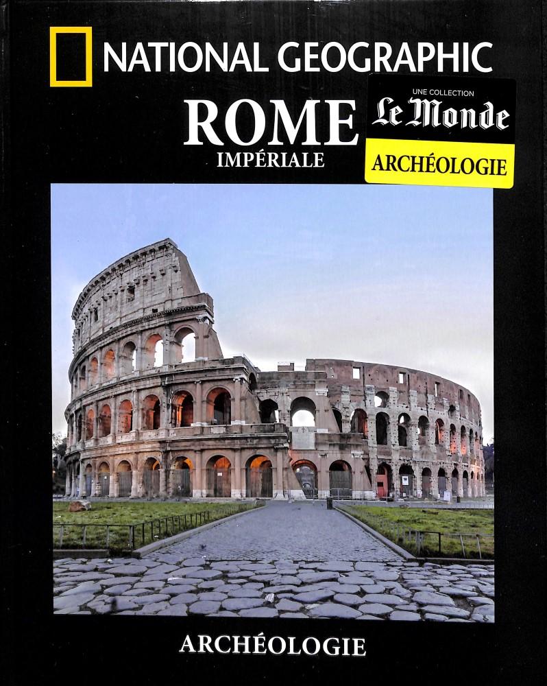 Archéologie #5 - Rome impériale
