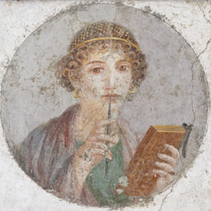 Sententiae Antiquae / De nombreuses femmes auteurs dans l'Antiquité