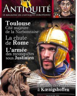 Antiquité #10 - Toulouse, la chute de Rome, l'armée des reconquêtes sous Justinien [mis à jour]