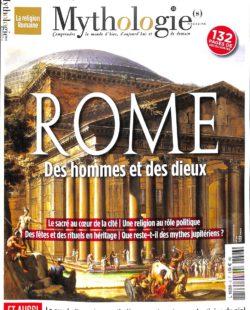 Mythologie(s) #26 - Rome : des hommes et des dieux