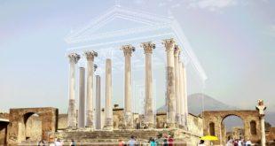 Des monuments antiques reconstitués au format GIF