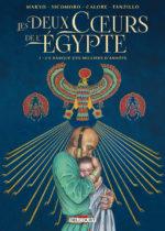 Les Deux Coeurs de l'Égypte #01 - La barque des milliers d'années