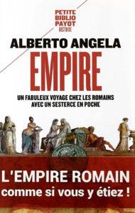 Empire : Un fabuleux voyage chez les Romains avec un sesterce en poche (éd. de poche)