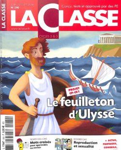 La Classe #290 - Projet CP-CE1 : Le feuilleton d'Ulysse