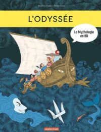 La Mythologie en BD - L'Odyssée (intégrale)